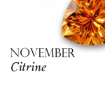 November Citrine Birthstone
