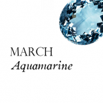 march aquamarine birthstone